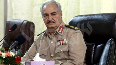 Photo of الجيش الليبي يعلن وقف كل العمليات العسكرية…