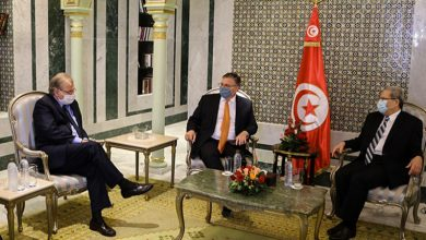 Photo of الجرندي يستقبل سفيري الولايات المتحدة بتونس وليبيا