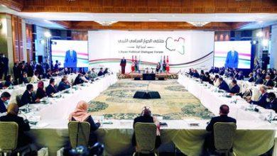 Photo of الليبيون يتفقون على موعد إجراء الانتخابات والحل في ليبيا لن يكون إلا ليبيا ليبيا