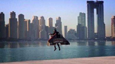 Photo of وفاة طيار فرنسي في حادث تدريب بدبي