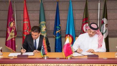 Photo of ليبيا وقطر توقعان اتفاق لتطوير القدرات العسكرية