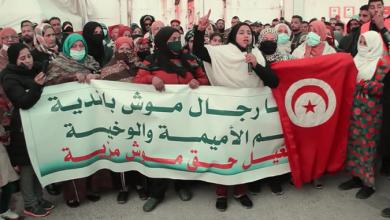Photo of قابس :  تسمح تنسيقية اعتصام الصمود 2 بفتح  معمل الغاز وتدعو للتفاوض