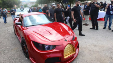 "Photo of شركة لبنانية تطلق أول سيارة كهربائية باسم ""القدس رايز"""