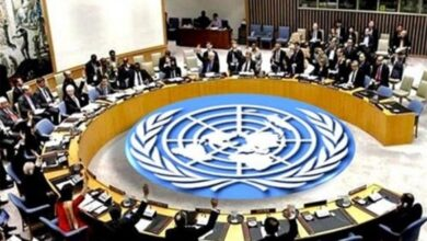 Photo of بطلب من تونس: جلسة ثانية لمجلس الأمن لتدارس التطورات في فلسطين