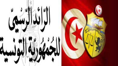 Photo of منح الصبغة الجامعية لـ08 أقسام استشفائية بالمستشفى العسكري ببنزرت وقابس